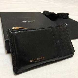 サンローラン(Saint Laurent)のSaint Laurent Paris wallet USED (コインケース/小銭入れ)