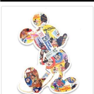 ディズニー(Disney)のディズニーリゾート ミッキー生誕90周年グッズ ミッキーマウス ポストカード(日用品/生活雑貨)