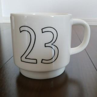 ムジルシリョウヒン(MUJI (無印良品))のケユカ 23 マグカップ(グラス/カップ)