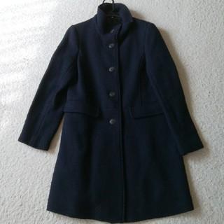 ムジルシリョウヒン(MUJI (無印良品))の無印良品 フレンチウールコート(ロングコート)