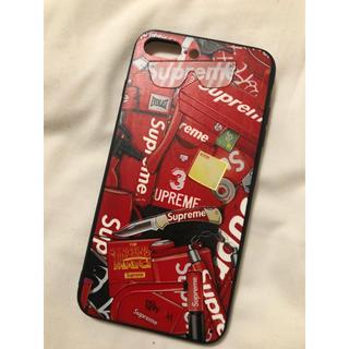 シュプリーム(Supreme)のアイフォーンケース(iPhoneケース)