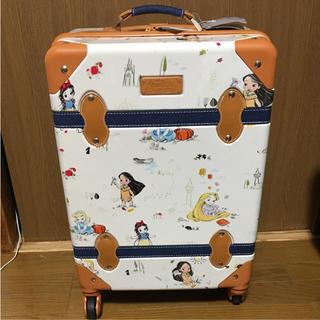 Disney - 新品 アニメータードール柄 トランク★旅行