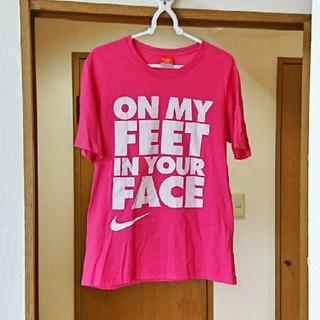 ナイキ(NIKE)の【??】美品 NIKE 半袖ゆるTシャツ(Tシャツ(半袖/袖なし))