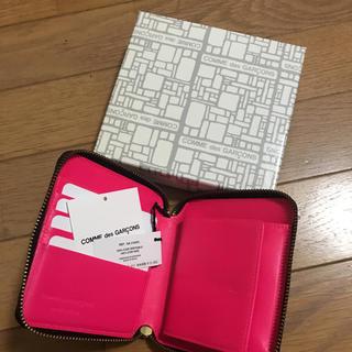 コムデギャルソン(COMME des GARCONS)のコムデギャルソン 折り財布(折り財布)