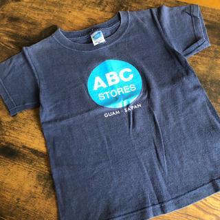 エイティーエイティーズ(88TEES)のK Tシャツ 100 ABCストア グアム サイパン 土産 ネイビー (Tシャツ/カットソー)