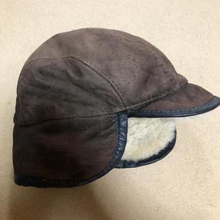 帽子冬用(キャスケット)