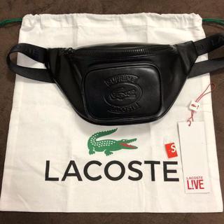 シュプリーム(Supreme)のSupreme LACOSTE waist bag シュプリーム ラコステ(ボディバッグ/ウエストポーチ)