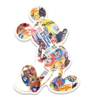 Disney - ディズニーリゾート ミッキー生誕90周年グッズ ミッキーマウス ポストカード