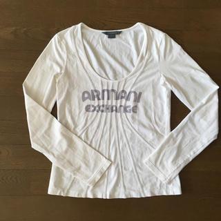 アルマーニエクスチェンジ(ARMANI EXCHANGE)のA|X ロングTーシャツ(Tシャツ(長袖/七分))