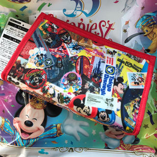 Disney - 新作♡ ミッキー 90周年 ポーチ ディズニーリゾート