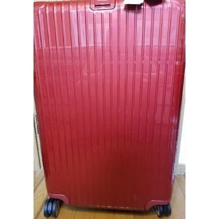 リモワ(RIMOWA)のRIMOWA SALSA DX87L 4輪(トラベルバッグ/スーツケース)