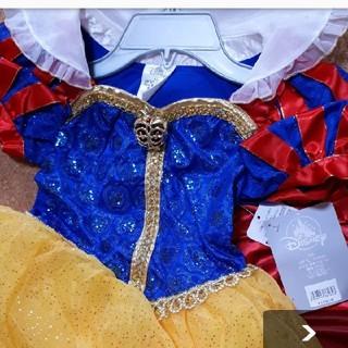 Disney - ディズニーストア 白雪姫ドレス 120