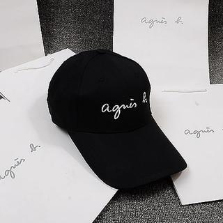 アニエスベー(agnes b.)のagnes b.アニエスベーオム アニエス•ベー キャップ帽子 (キャップ)