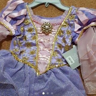 Disney - ディズニーストア ラプンツェル ドレス 120