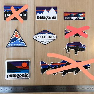patagonia - パタゴニア ステッカー9枚セット