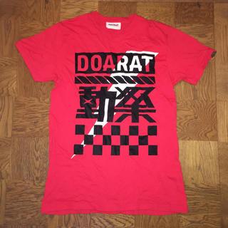 ドゥアラット(DOARAT)のDOARATドゥアラットTシャツL(Tシャツ/カットソー(半袖/袖なし))