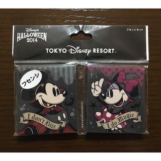 Disney - 【定価以下】ディズニーリゾート ハロウィン 2014 ふせん