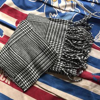 グレイル(GRL)のファッション トップス スカート ワンピース INGNI GRL Heather(マフラー/ショール)