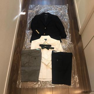 ポロラルフローレン(POLO RALPH LAUREN)のポロラルフローレン 男の子スーツ 5点セット(ドレス/フォーマル)