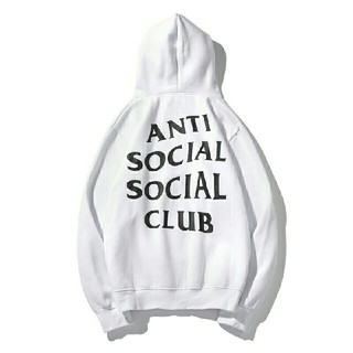 アンチ(ANTI)のanti social social clubト ップス 長袖 L(Tシャツ/カットソー(七分/長袖))