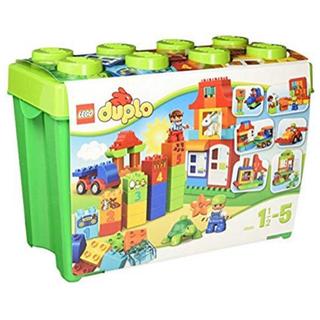 レゴ(Lego)のLEGO duplo®︎みどりのコンテナスーパーデラックス 10580(積み木/ブロック)