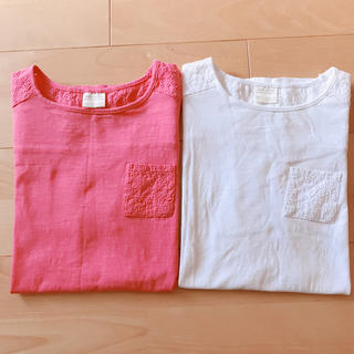 ☆Zara ザラ ガールズ Tシャツ 2枚セット