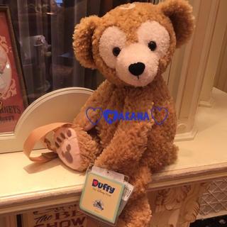 ディズニー(Disney)の香港Disney❣️ぬいぐるみリュック ダッフィー ♡(リュック/バックパック)