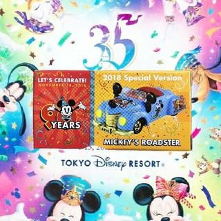 Disney - トミカ ミッキーのロードスター2018 90周年