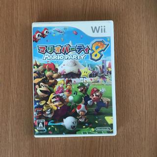 ウィー(Wii)のWiiソフト マリオパーティ8(家庭用ゲームソフト)