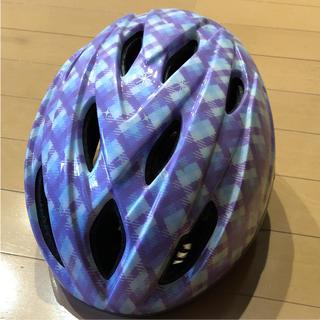 オージーケー(OGK)のキナコ様☆自転車ヘルメット 54〜56cm (ヘルメット/シールド)
