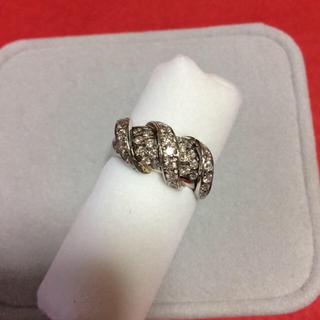 お値下げ中です!ダイヤモンドリング PT900(リング(指輪))