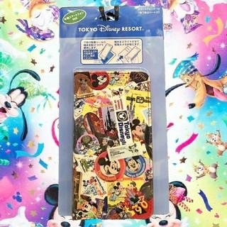 Disney - ミッキー スマホカバー スマホケース 90周年