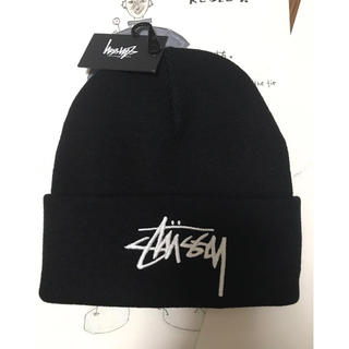 ステューシー(STUSSY)のSALE ❗️❗️❗️STUSSYニット帽子(ニット帽/ビーニー)
