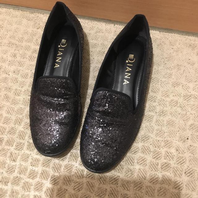 ダイアナ ペタンコ靴