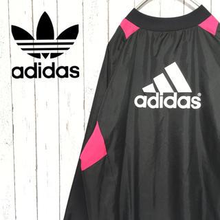 アディダス(adidas)の【激レア】adidas ビックロゴ プリント ゲームシャツ 671(その他)