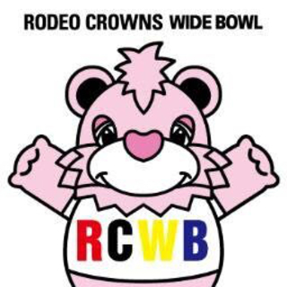ロデオクラウンズワイドボウル(RODEO CROWNS WIDE BOWL)のRCWB トートバッグ ロデオ(ハンドバッグ)