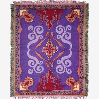 Disney - 【新品】アラジン 魔法の絨毯 タペストリー 壁掛け