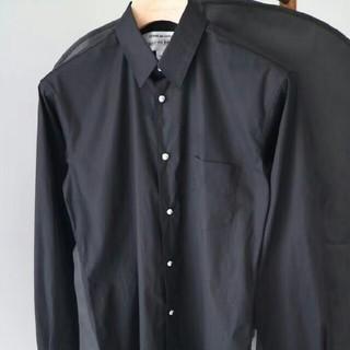 クロムハーツ(Chrome Hearts)のChrome Hearts ワイシャツ 黒(シャツ)