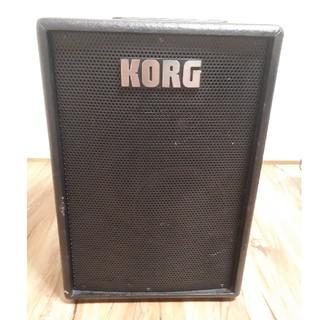 KORG MMA130 モバイルモニターアンプ 電池駆動可能な小型PA(30W)(パワーアンプ)