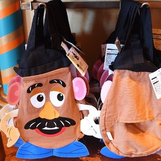 Disney - ☆ディズニーリゾート限定☆ トイストーリー ポテトヘッド 袋ストッカー