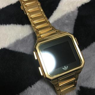 アディダス(adidas)のadidas(腕時計(デジタル))