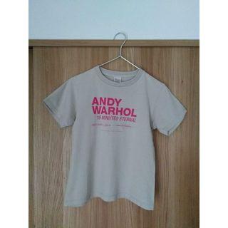 アンディウォーホル(Andy Warhol)の非売品 アンディーウォーホルTシャツ 150(Tシャツ(半袖/袖なし))