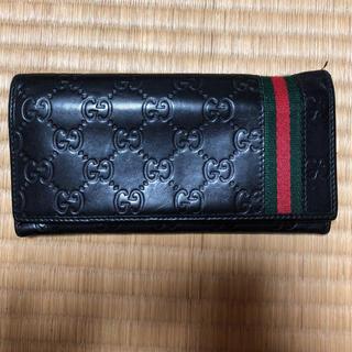 グッチ(Gucci)の正規品GUCCI 長財布(長財布)