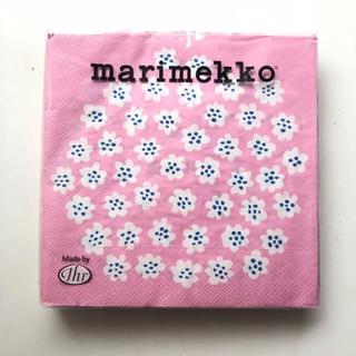 marimekko - 新品 プケッティ ナプキン 大