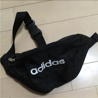 アディダス(adidas)のadidas ウェストポーチ(ボディバッグ/ウエストポーチ)