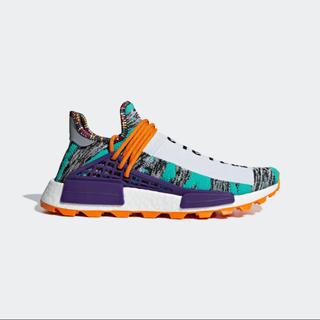 アディダス(adidas)の人気 Pharrell Hu NMD オレンジ 27cm US9(スニーカー)