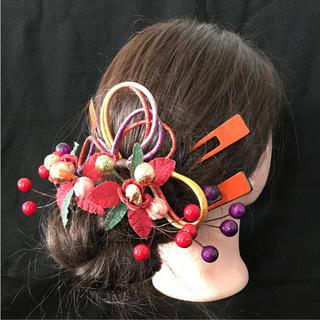髪飾り・かんざし・成人式・結婚式