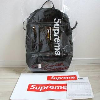シュプリーム(Supreme)のsupreme backpack バックパック 17ss(バッグパック/リュック)