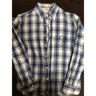 ザスタイリストジャパン(The Stylist Japan)のThe Stylist Japan チェックシャツ Lサイズ(シャツ)