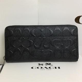 コーチ(COACH)の☆新品☆COACH◆コーチ財布◆【箱付き】送料無料   (長財布)